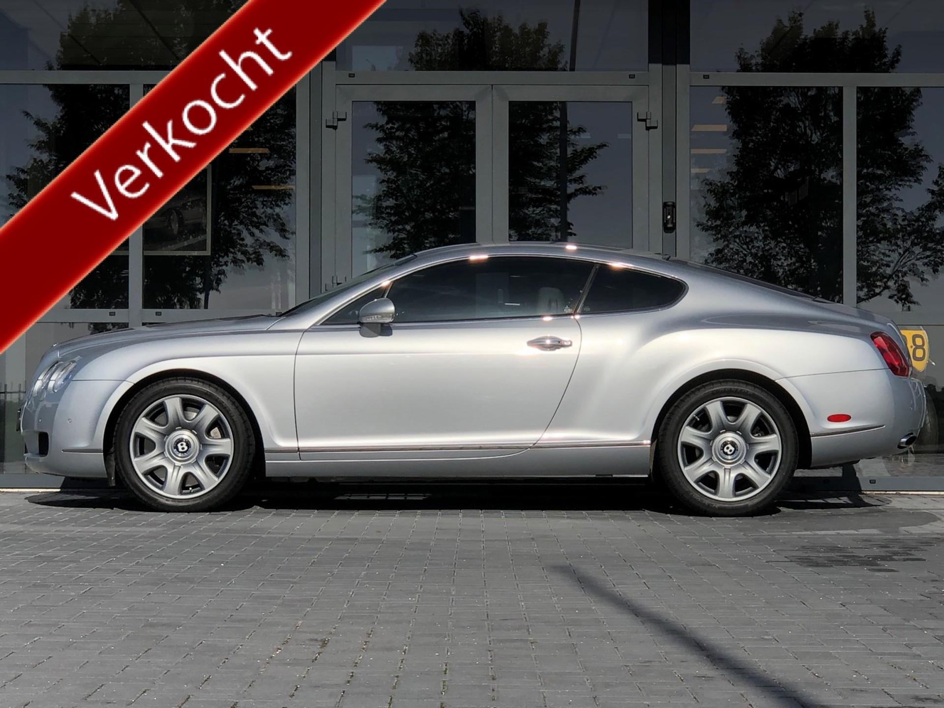 Bentley-Continental GT-6.0 W12-Auto Jonkman