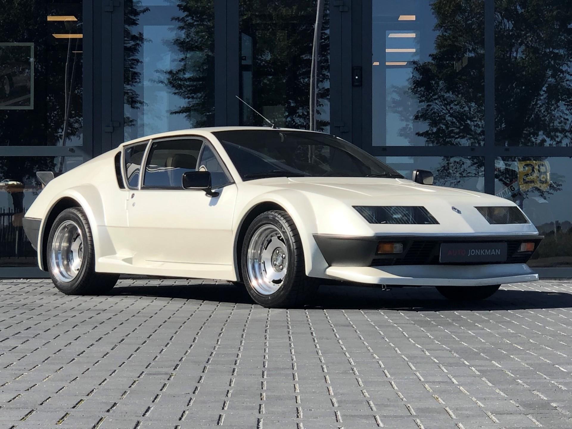 Renault-Alpine originele Pack GT (S)-2.7 V6 A 310-Auto Jonkman