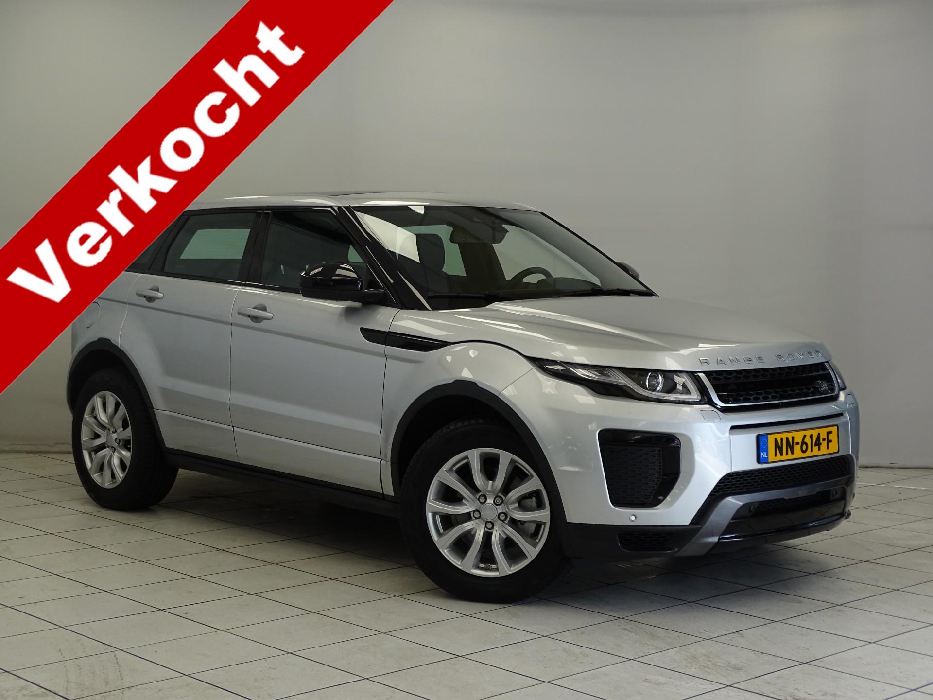 Land Rover Range Rover Evoque | Onlineautoleasen.nl