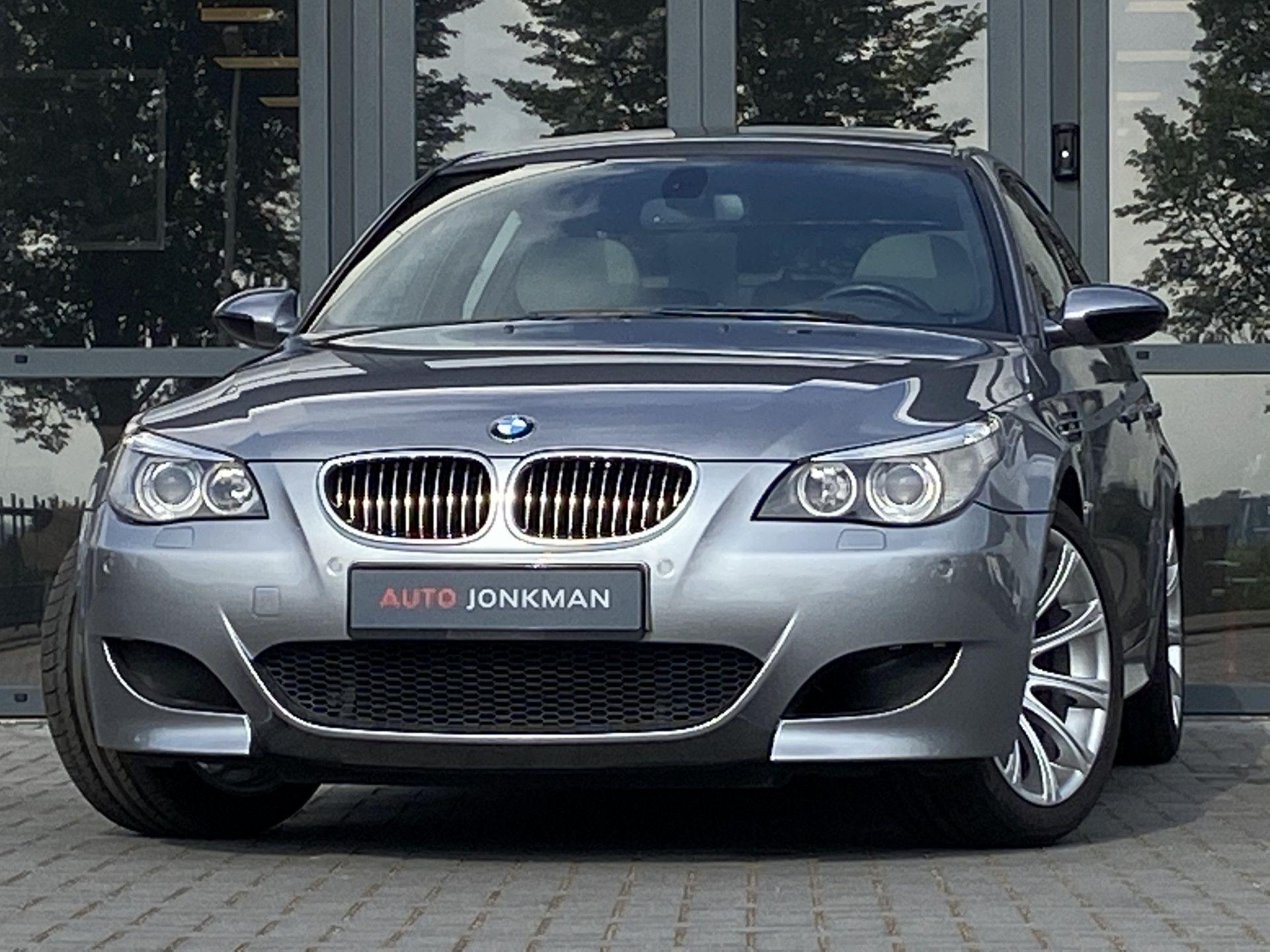 BMW-5 Serie-M5-Auto Jonkman